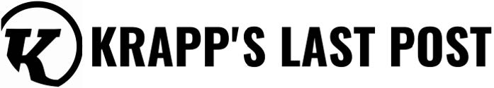 KRAPP'S LAST POST 11 MARZO 2016