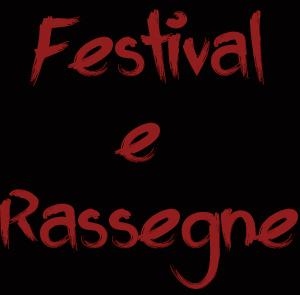 Festival e rassegne